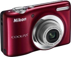 Nikon Coolpix L25 red (VMA993KG01)