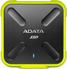 ADATA SD700 schwarz/gelb 256GB, USB 3.0 Micro-B (ASD700-256GU3-CYL/ASD700-256GU31-CYL)
