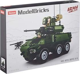 Sluban Model Bricks Spähpanzer III (M38-B0753)