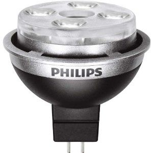Philips Master LEDspotLV D GU5.3/MR16 10W 2700K 24D (934403-00)