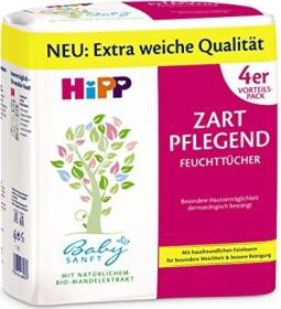 Hipp Babysanft tender nurturing wipes