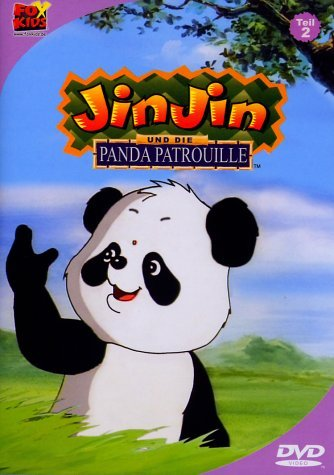 JinJin und die Panda Patrouille Vol. 2 -- via Amazon Partnerprogramm