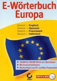 Sybex E-Wörterbuch Europa (deutsch) (PC)