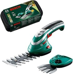 Bosch DIY Isio rechargeable battery-grass-/shrub shears incl. rechargeable battery 1.5Ah (0600833102)