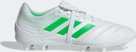 adidas Copa Gloro 19.2 FG ftwr white/solar lime/ftwr white (Herren) (D98062)