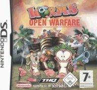 Worms - Open Warfare (DS)