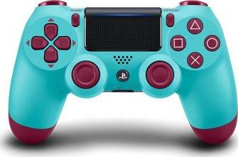 Sony DualShock 4 2.0 controller wireless berry blue (PS4) (9718611)