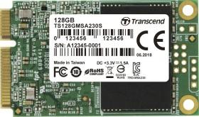 Transcend MSA230S 128GB, mSATA (TS128GMSA230S)