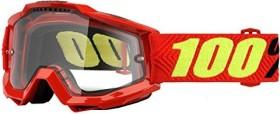 100% Accuri Enduro MTB Schutzbrille saarinen/clear vented dual lens (50206-203-02)