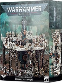 Games Workshop Warhammer 40.000 - Battlezone: Mechanicus - Galvanischer Magnaschlot (99120199079)