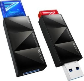 ADATA DashDrive Choice UC340 blau 64GB, USB-A 3.0 (AUC340-64G-RBL)