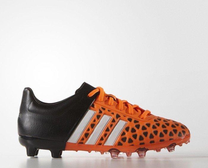 598ae6007 adidas Ace 15.1 FG/AG solar orange/white/core black (Junior) (S83213 ...