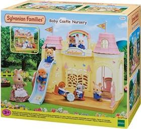Epoch Sylvanian Families - Themen-Sets Kindergarten - Baby Schlosskindergarten (5316)