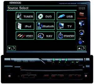 Kenwood KVT-526DVD