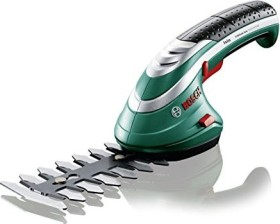 Bosch DIY Isio cordless shrub shears incl. rechargeable battery 1.5Ah (0600833101)