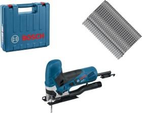 Bosch Professional GST 90 E Elektro-Pendelhubstichsäge inkl. Koffer + Zubehör (060158G002)