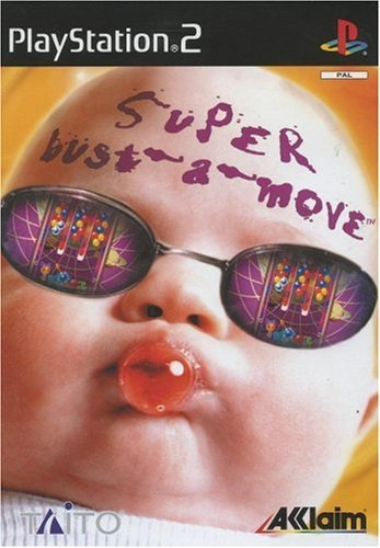 Super Bust A Move (Bubble Bobble) (German) (PS2) -- via Amazon Partnerprogramm