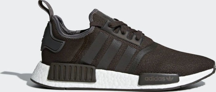2443d7182e07 adidas NMD R1 brown trace grey metallic ftwr white (Herren) (CQ2412)