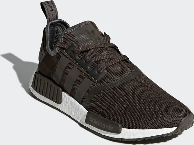c48b73611289 adidas NMD R1 brown trace grey metallic ftwr white ab € 97