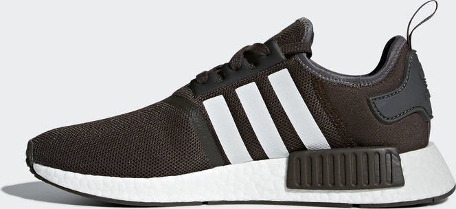 adidas NMD_R1 browntrace grey metallicftwr white