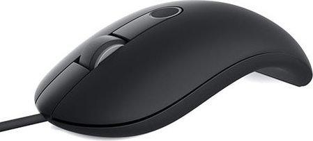 Dell MS819 Fingerprint Reader Mouse schwarz, USB (570-AASF/570-AARY)
