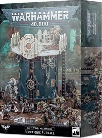 Games Workshop Warhammer 40.000 - Battlezone: Mechanicus - Ferratonischer Schmelzofen (99120199080)