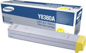 Samsung Toner CLX-Y8380A gelb (SU627A)