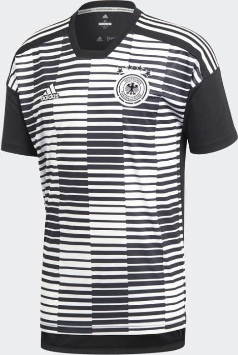 adidas fifa wm 2018 deutschland pre match trikot herren. Black Bedroom Furniture Sets. Home Design Ideas