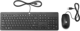 HP Slim Business Keyboard und Maus, USB, UK (T6T83AA#ABB)
