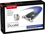 Adaptec Duo66, PCI 64bit (ANA-62022LV)