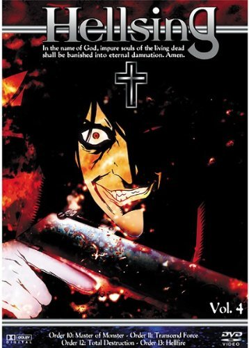 Hellsing Vol. 4 -- via Amazon Partnerprogramm