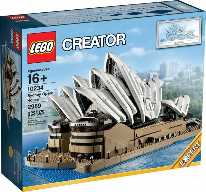 LEGO Creator Expert - Sydney Opera House (10234)