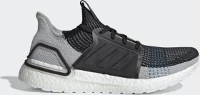 adidas Ultra Boost 19 core black/grey six/shock cyan (Herren) (F35242)
