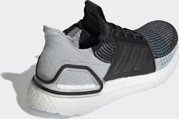 adidas Ultra Boost 19 core blackgrey sixshock cyan (Herren) (F35242) ab € 129,99