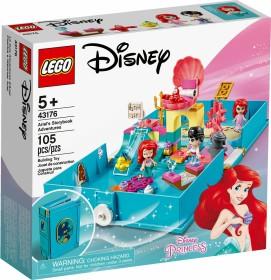 LEGO Disney Princess - Ariel's Storybook Adventures (43176)