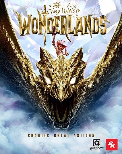 Tiny Tina's Wonderlands - Chaotic Great Edition (PS5)