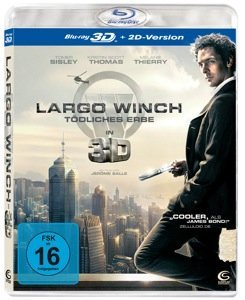 Largo Winch (3D) (Blu-ray)