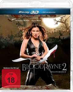 Bloodrayne 2 (3D) (Blu-ray)