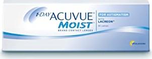 Johnson & Johnson 1-Day Acuvue Moist for Astigmatism, 30-pack -- via Amazon Partnerprogramm