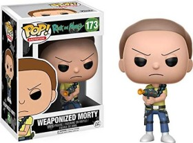 FunKo Pop! Animation: Rick and Morty - Weaponized Morty (12440)