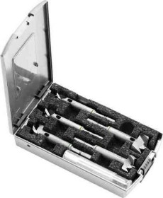 Festool FB set D 15-35 CE-Zobo forestry drill set, 5-piece. (496390)