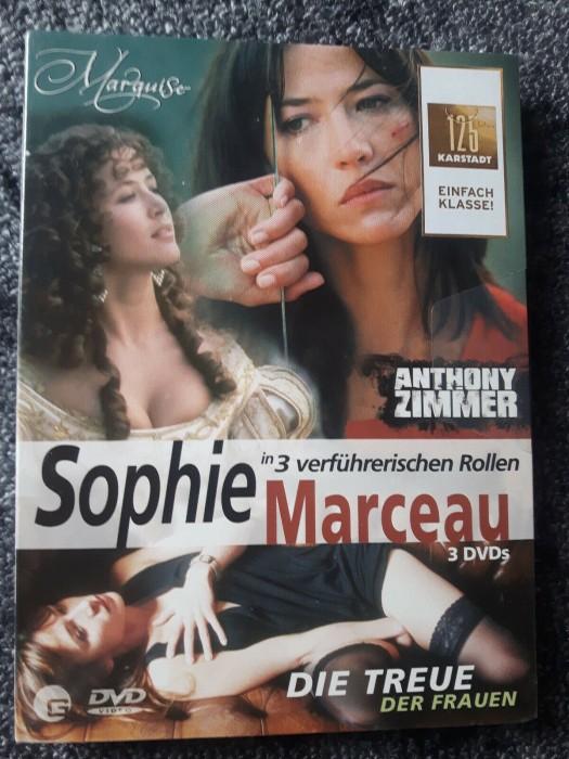 Sophie Marceau Collection (Anthony Zimmer/Die Treue der...) -- via Amazon Partnerprogramm