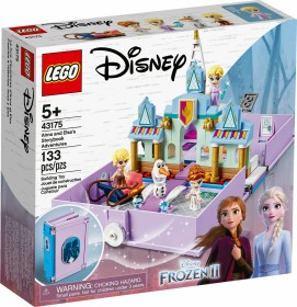 LEGO Disney Princess - Anna and Elsa's Storybook Adventures (43175)