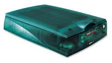 Agfa Snapscan 1212U przeźroczysty zielony USB