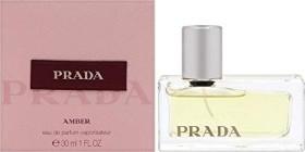 Prada Amber For Women Eau de Parfum, 30ml