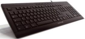 Cherry G85-23000DE-2 eVolution Stream schwarz, PS/2 & USB, DE