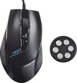 Speedlink Kudos Gaming Mouse, USB (SL-6398-SBK)