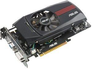 ASUS ENGTX550 Ti DC top/DI/1GD5 DirectCU top, GeForce GTX 550 Ti, 1GB GDDR5, VGA, DVI, HDMI (90-C1CQG0-L0UAY0YZ)