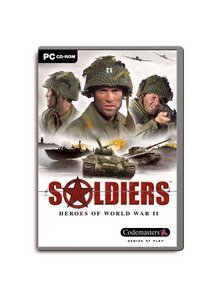 Soldiers: Heroes of World War 2 (German) (PC)