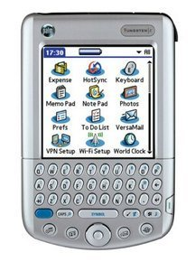 Palm Tungsten C International, 64MB, Palm OS 5.0 (P80900ML3)